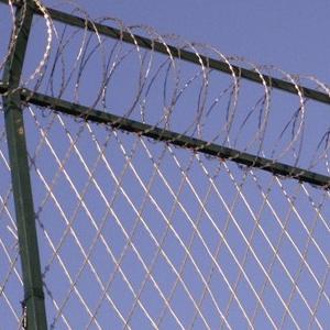 监狱护栏钢丝网